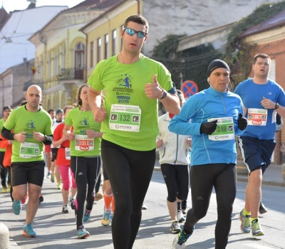 CLUJ INTERNATIONAL MARATHON 2015