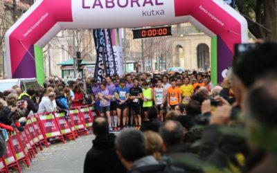 IV Carrera Solidaria de Navarra, 6 de octubre de 2019